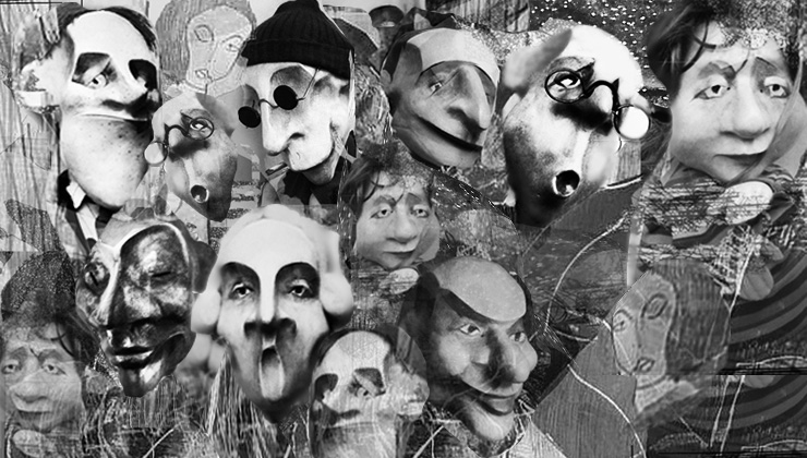 Puppets group image